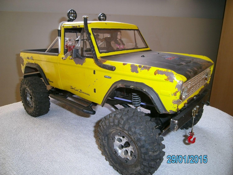Christian Siedl's Ford Bronco Scaler