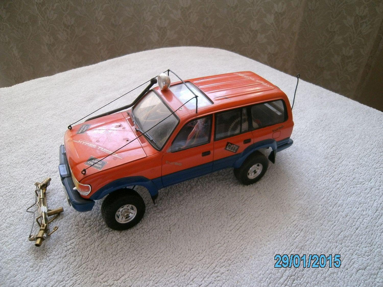 Christian Siedl's Toyota Land Cruiser 1:24