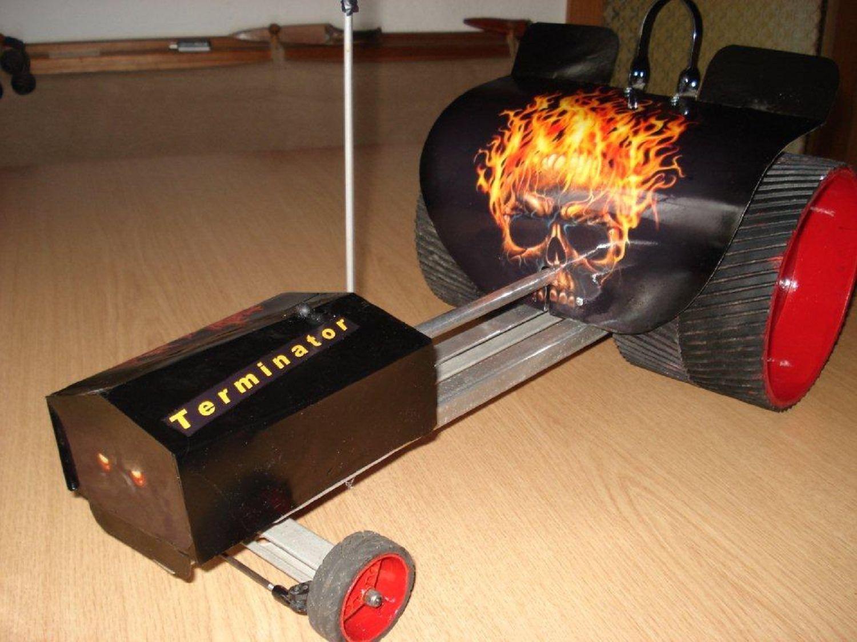 Gerhard Weber's Terminator 3000