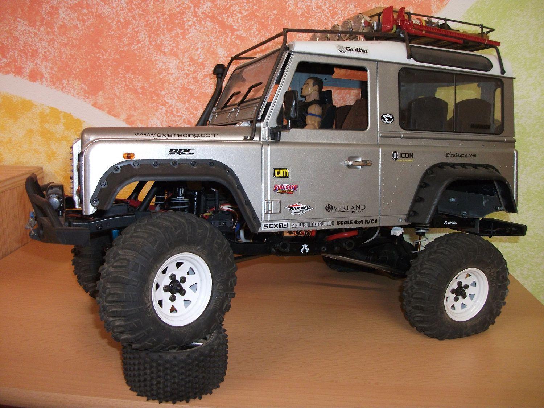 Mario Hahn's Land Rover