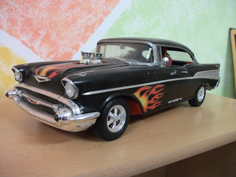 Mario Hahn's RC-Modell Chevy 1:16