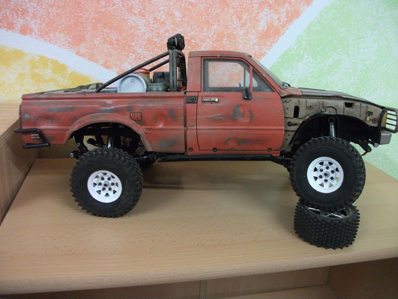 Mario Hahn's Toyota Hilux