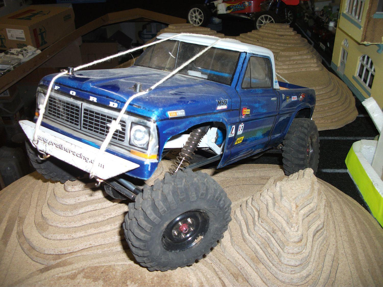 Walter Gindler's 70er Ford F100