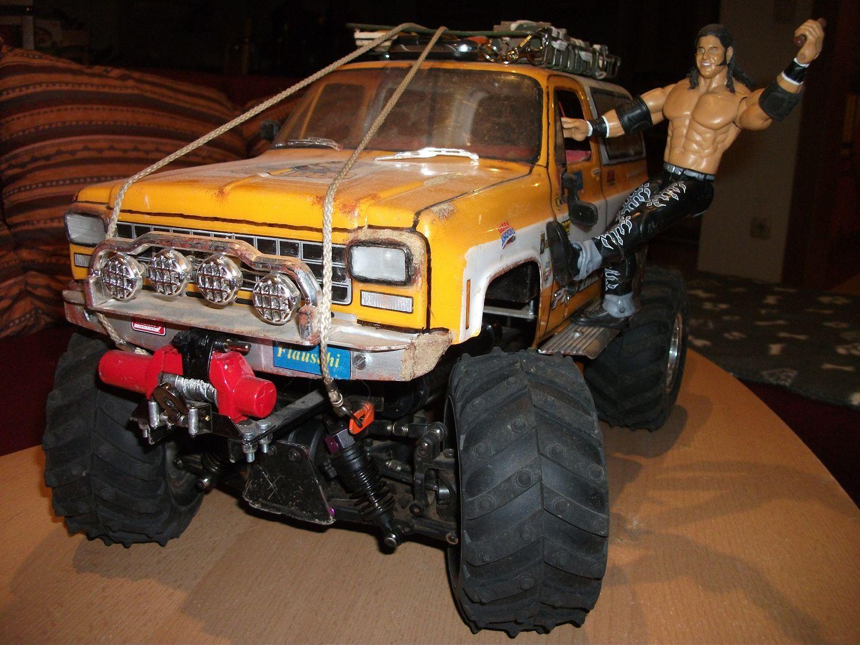 Walter Gindler's Chevy Blazer Crawler