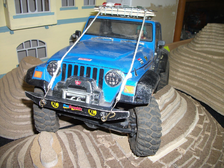 Walter Gindler's Jeep Wrangler Rubicon