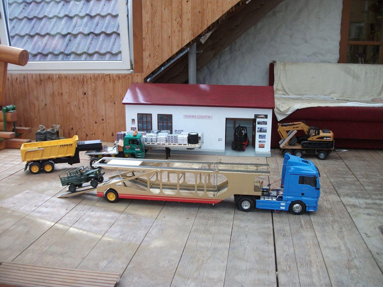 Walter Gindler's Trucks