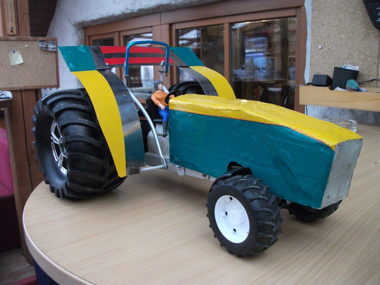 Walter Lenz's Traktorpuller